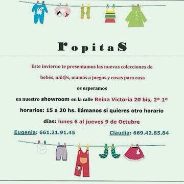 Showroom Ropitas